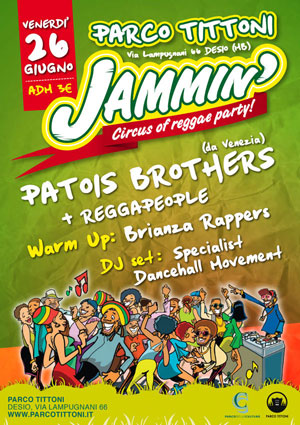 Jammin Reggae Party