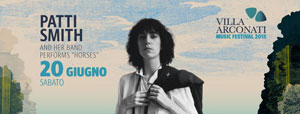 Patti Smith in concerto